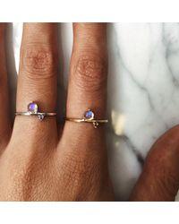 Aletheia & Phos - Metallic 360 Ring - Lyst