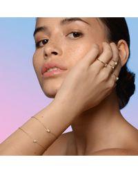 Aletheia & Phos - Metallic Cor Luna Bracelet Opal - Lyst