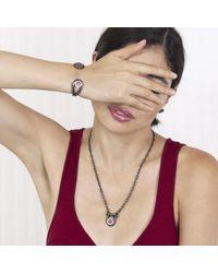 Jan D - Red Dot Bracelet Two - Lyst