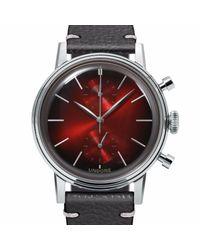Undone Watches - Metallic Undone Mystique Chrono Silver Mars for Men - Lyst