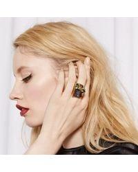 Nocturne - Multicolor Meili Ring - Lyst