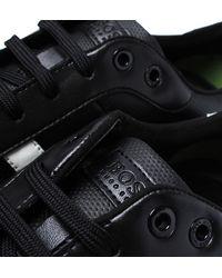 BOSS - Lighter Lowp Black Trainers for Men - Lyst