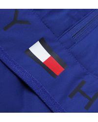 Tommy Hilfiger Royal Blue Flex Anorak for men