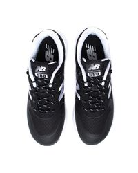 New Balance - 580 Black Trainers for Men - Lyst