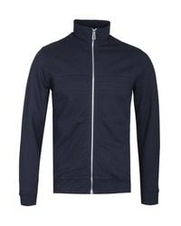 PS by Paul Smith Blue Navy Track Jacket for men