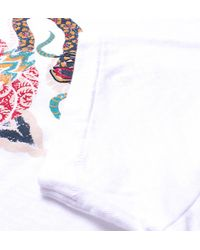 True Religion - White Guardian T-shirt for Men - Lyst