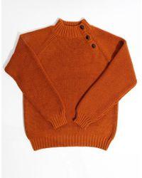 Wool And The Gang | Orange Le Mad Sweater | Lyst