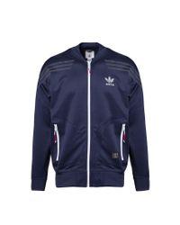 Adidas Originals - Blue Uas Classic Track Jacket for Men - Lyst