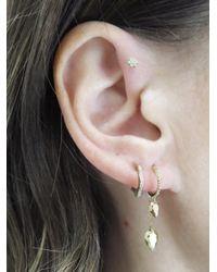 Raphaele Canot - Multicolor Double Teardrop Set Free Hoop Earrings - Lyst