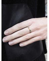 Jennifer Meyer - Multicolor Five Gemstone Ring - Lyst