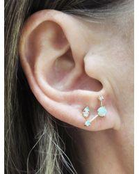 Wwake - Multicolor Three-step Balloon Earrings - Lyst