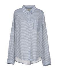 Camicia di Current/Elliott in Gray