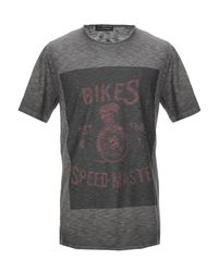Athletic Vintage Gray T-shirt for men