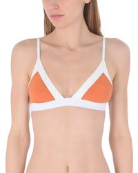 Undress Code Orange Bra