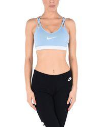 Nike Blue Top