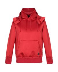 Undercover Sweatshirt in Red für Herren