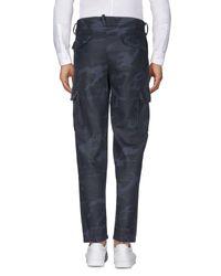 Pantalone di Majestic Filatures in Blue da Uomo