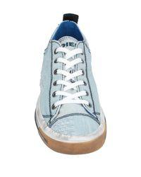 Sneakers & Tennis shoes basse di DIESEL in Blue da Uomo