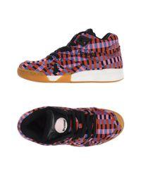 Reebok Red Low-tops & Sneakers