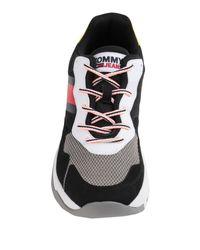 Sneakers & Tennis basses Tommy Hilfiger pour homme en coloris Black