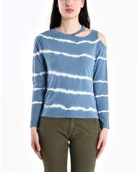 Camiseta Pierre Darre' de color Blue