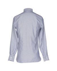 Tom Ford Hemd in Blue für Herren
