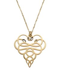 Just Cavalli Metallic Necklace
