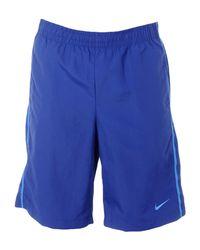 Nike Purple Swim Trunks for men