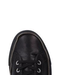 Dirk Bikkembergs - Black Low-tops & Sneakers - Lyst