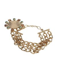 Ca&Lou - Metallic Bracelets - Lyst