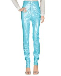 Pantalone di Maison Margiela in Blue