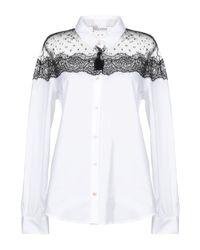 RED Valentino White Shirt