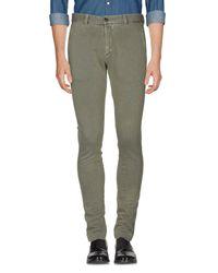 Pantalone di Peuterey in Green da Uomo