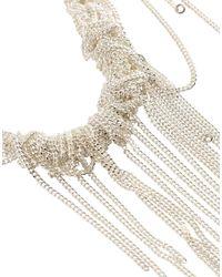 Tom Binns - Metallic Necklaces - Lyst