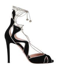 Zapatos de salón Elisabetta Franchi de color Black