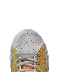 2 Star Yellow High-tops & Sneakers