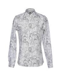 PS by Paul Smith Hemd in White für Herren