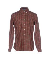 Polo Ralph Lauren Red Shirt for men