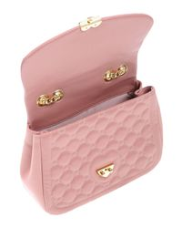 Boutique Moschino - Pink Cross-body Bag - Lyst