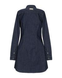 Vestito corto di Philipp Plein in Blue