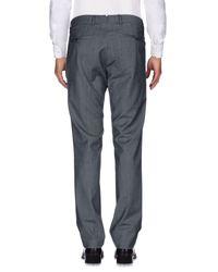 Lardini Gray Casual Trouser for men
