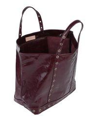 Vanessa Bruno Purple Handtaschen