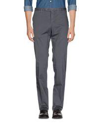Pantalones PT01 de hombre de color Gray