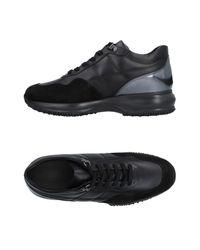 Sneakers & Deportivas Hogan de color Black