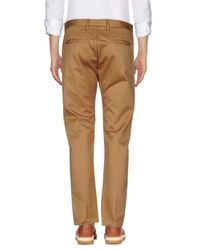 People Natural Casual Pants for men