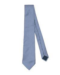 Cravate Lanvin pour homme en coloris Blue