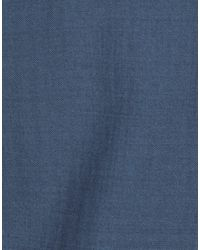Lanvin Blue Casual Pants for men