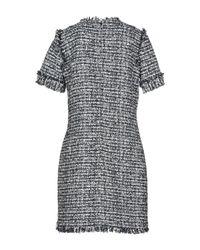 MSGM Blue Short Dress