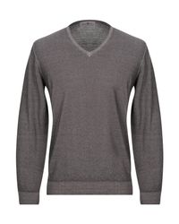 Pullover di Della Ciana in Gray da Uomo