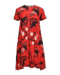 RED Valentino Red Short Dress